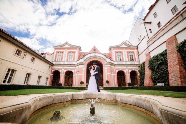 Fotografo de boda Praga