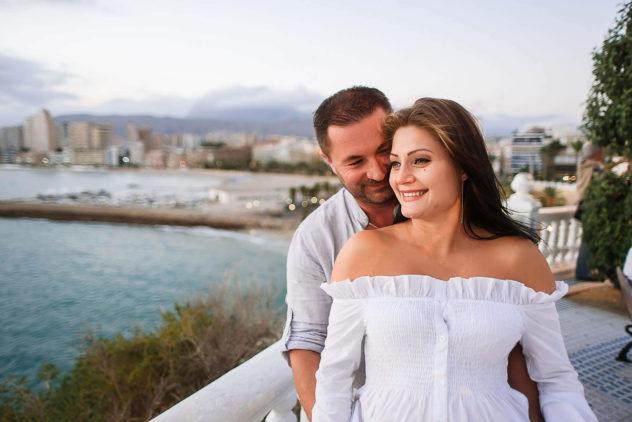 Fotografo pre boda Benidorm