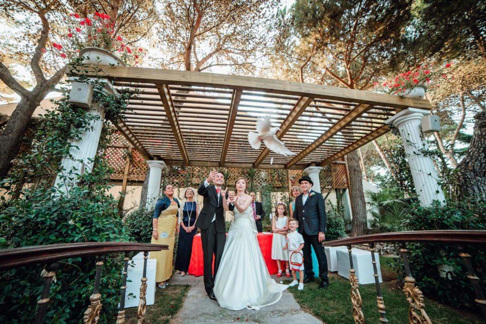 Fotografos de bodas Madrid
