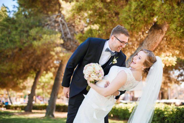 Fotografo de boda Torrevieja pareja