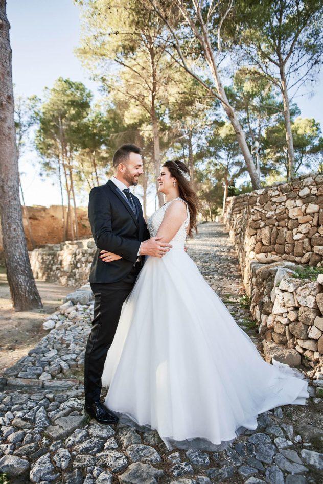 Fotografos de boda de Denia Castillo
