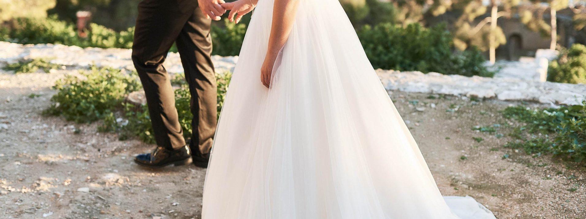 Las tendencias en vestidos de novia para 2020