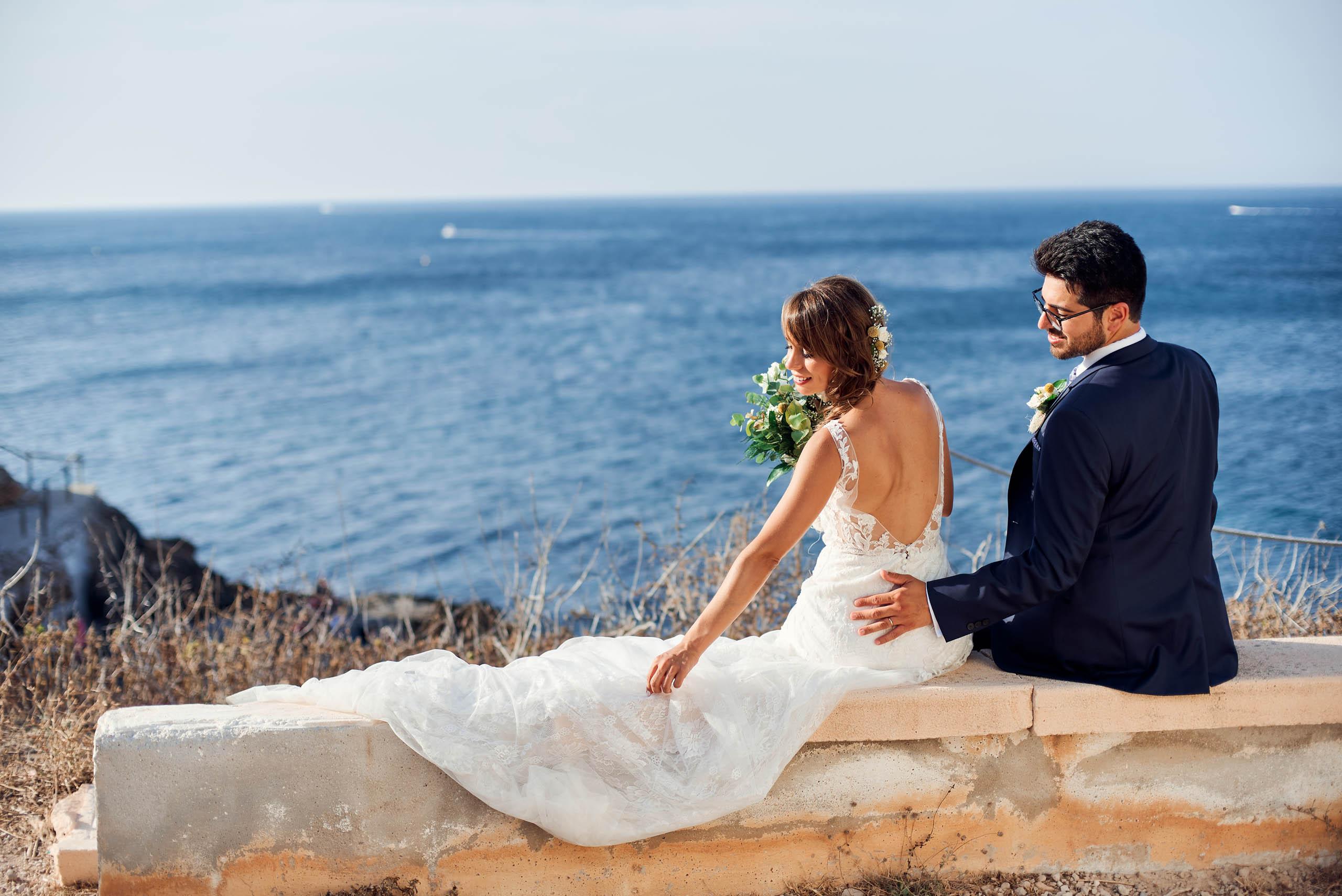 Fotógrafo y vídeo para vuestra boda en Denia