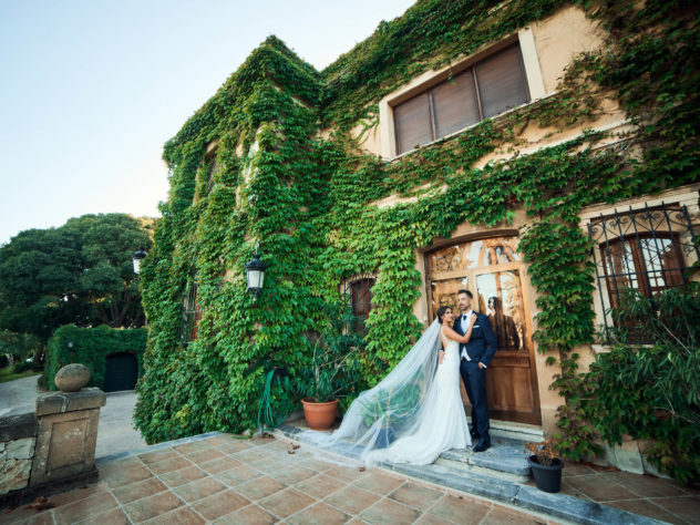 Fotos post boda casa Santonja Denia